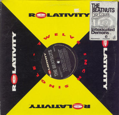 The Beatnuts – No Equal / Psycho Dwarf (Promo VLS) (1993) (320 kbps)
