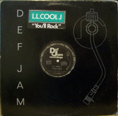 L.L. Cool J – You'll Rock (Remix) / I Need A Beat (1985) (VLS) (320 kbps)