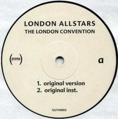 The London Allstars – The London Convention (VLS) (2004) (192 kbps)