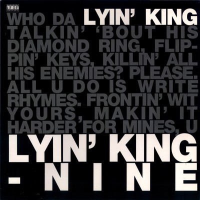 Nine – Lyin' King / Industry Party (VLS) (1996) (256 kbps)