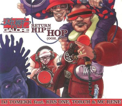 DJ Tomekk – Return Of Hip-Hop (Ooh, Ooh) (CDS) (2000) (FLAC + 320 kbps)