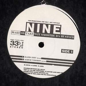 Nine – Make or Take / Uncivilized (Promo VLS) (1996) (VBR)