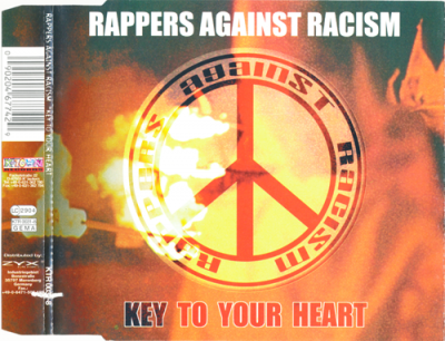 Rappers Against Racism – Key To Your Heart (CDM) (1998) (FLAC + 320 kbps)