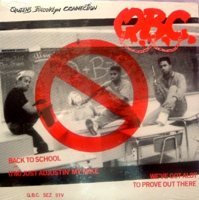 Queens Brooklyn Connection – Back To School (VLS) (1988) (320 kbps)