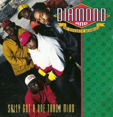 Diamond And The Psychotic Neurotics – Sally Got A One Track Mind (Promo CDS) (1993) (320 kbps)