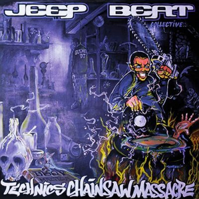 Jeep Beat Collective – Technics Chainsaw Massacre (2xCD) (1998) (320 kbps)