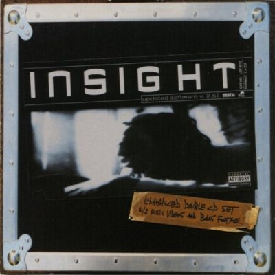 Insight – Updated Software V. 2.5 (2xCD) (2002) (320 kbps)