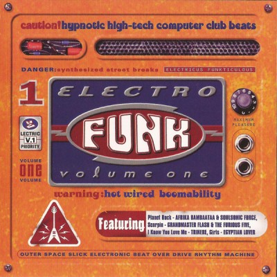 Various Artists - Electro Funk Vol. 1