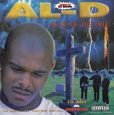Al-D – Home Of The Free (CD) (1995) (FLAC + 320 kbps)
