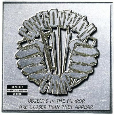 Confrontation Camp – Objects In The Mirror Are Closer Than They Appear (CD) (2000) (FLAC + 320 kbps)