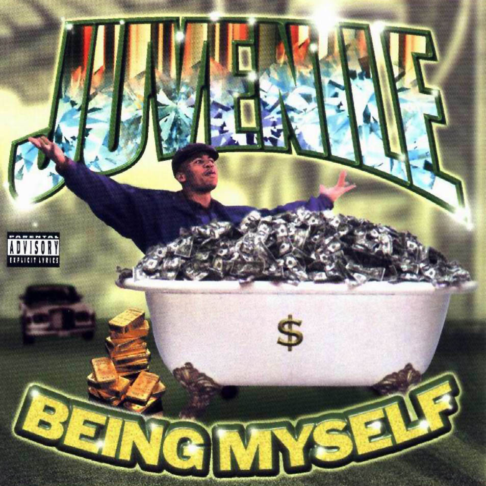 Juvenile – Being Myself (CD Reissue) (1995-1999) (FLAC + 320 kbps)