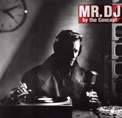 The Concept – Mr. D.J. (1985) (UK VLS) (FLAC + 320 kbps)
