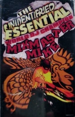 Mix Master Mike – The Unidentifried Essential (Cassette) (1999) (VBR)