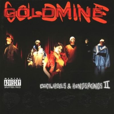 Goldmine – Cartwheels & Handsprings II (CD) (1997) (FLAC + 320 kbps)