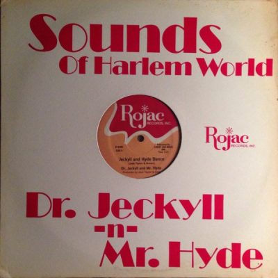 Dr. Jeckyll & Mr. Hyde ‎– Jeckyll And Hyde Dance / Doing The Do (VLS) (1982) (FLAC + 320 kbps)
