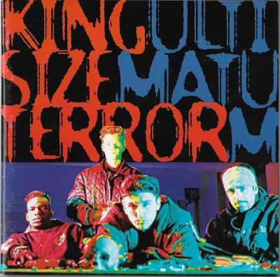 King Size Terror – Ultimatum (1994) (CD) (FLAC + 320 kbps)