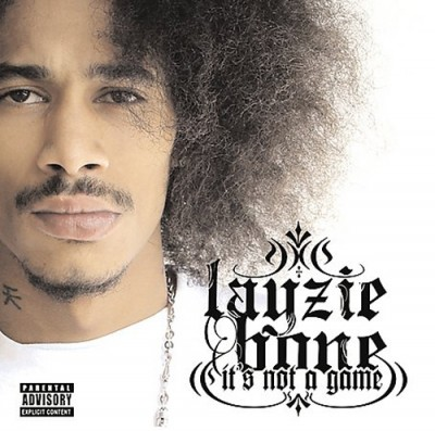 Layzie Bone – It's Not A Game (CD) (2005) (FLAC + 320 kbps)