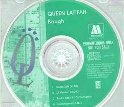 Queen Latifah – Rough (CDS) (1994) (320 kbps)