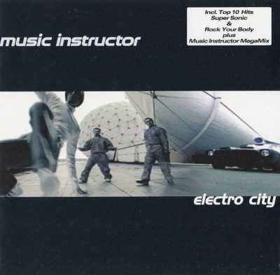 Music Instructor – Electro City (1998) (CD) (FLAC + 320 kbps)