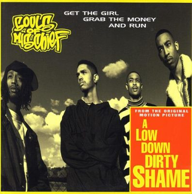 Souls Of Mischief / Casual / Extra Prolific – Get The Girl, Grab The Money & Run (1994) (CDS) (320 kbps)