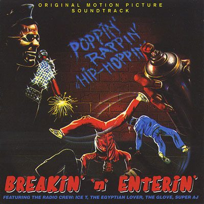 OST – Breakin' 'n' Enterin' (1983-2008 RE) (CD) (FLAC + 320 kbps)