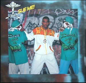 Doctor Ice – Sue Me! / Word Up Doc! (1989) (Promo VLS) (320 kbps)