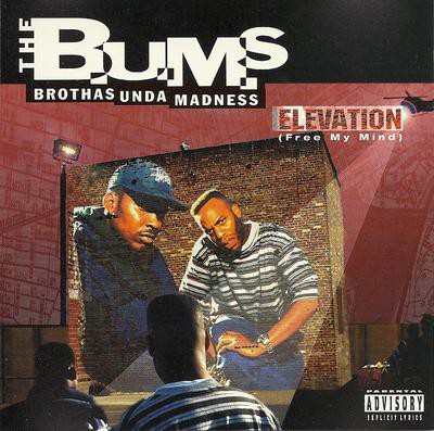 The B.U.M.S - Elevation (Free My Mind) (CDS)