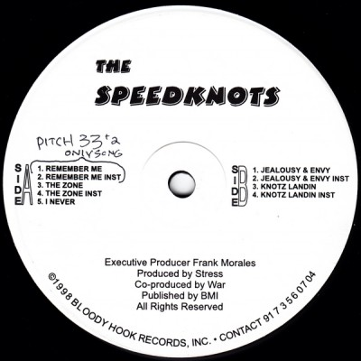 The Speedknots