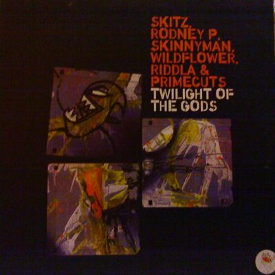 Skitz – Twilight Of The Gods (2000) (VLS) (192 kbps)