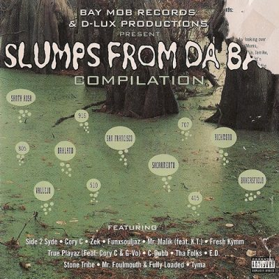 VA – Slumps From Da Bay (CD) (1999) (320 kbps)