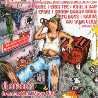 VA – DJ Drank's Greatest Malt Liquor Hits (CD) (2002) (FLAC + 320 kbps)