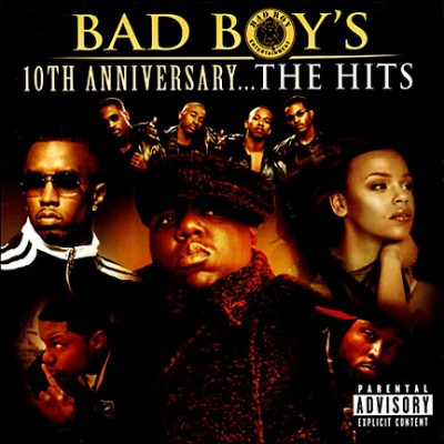 Various - Bad Boy's 10th Anniversary...The Hits