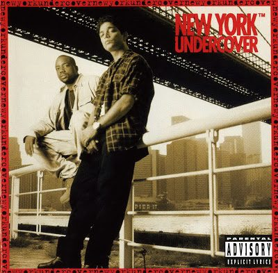 OST – New York Undercover (CD) (1995) (FLAC + 320 kbps)