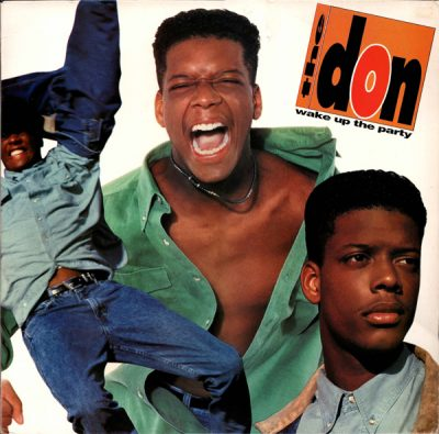 The Don – Wake Up The Party (CD) (1991) (320 kbps)