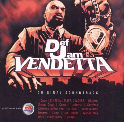 OST – Def Jam Vendetta (CD) (2003) (320 kbps)