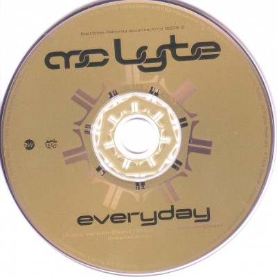 MC Lyte – Everyday (Promo CDM) (1996) (320 kbps)