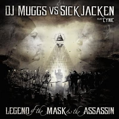 DJ Muggs vs. Sick Jacken – Legend Of The Mask & The Assassin (CD) (2007) (FLAC + 320 kbps)