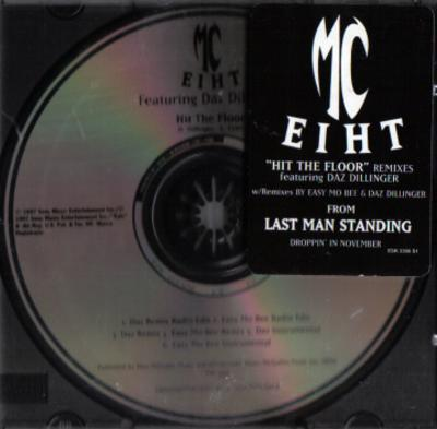 MC Eiht – Hit The Floor (Remixes) (Promo CDS) (1997) (VBR)