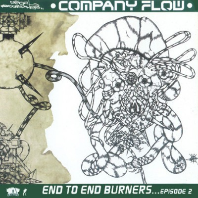 Company Flow – End To End Burners…Episode 2 (CDS) (1998) (FLAC + 320 kbps)