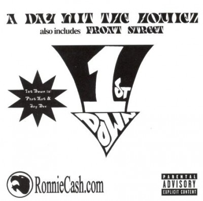1st Down – A Day Wit The Homiez EP (Reissue CD) (1995-2002) (FLAC + 320 kbps)