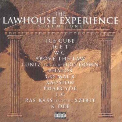 VA – The Lawhouse Experience, Volume One (CD) (1997) (FLAC + 320 kbps)