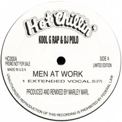 Kool G Rap & DJ Polo – Men At Work (VLS) (2007) (320 kbps)