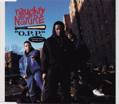 Naughty By Nature ‎- O.P.P. (Germany CDM) (1991) (320 kbps)