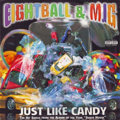 8Ball & MJG – Just Like Candy (Promo CDS) (1997) (FLAC + 320 kbps)