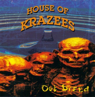 House Of Krazees – Out Breed EP (CD) (1995) (FLAC + 320 kbps)