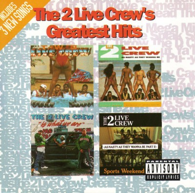 2 Live Crew – Greatest Hits (CD) (1992) (FLAC + 320 kbps)