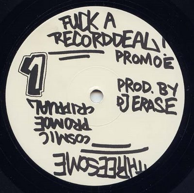 Looptroop – Fuck A Record Deal (CD EP) (1996) (320 kbps)