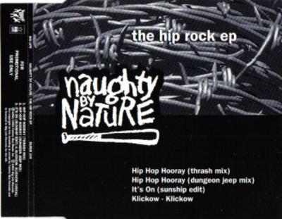 Naughty By Nature – The Hip Rock EP (CD) (1993) (320 kbps)