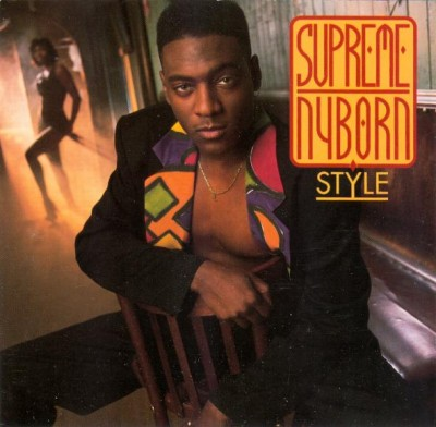 Supreme Nyborn* Supreme DJ Nyborn - I Get Funky / It Gets No Smoother / What If I Was Serious