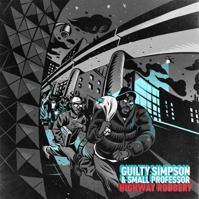 Guilty Simpson & Small Professor – Highway Robbery (WEB) (2013) (320 kbps)
